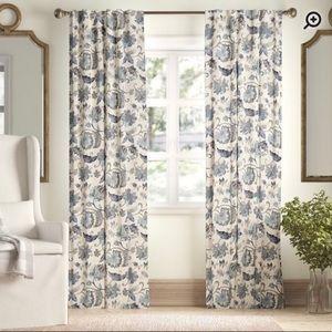 Rod pocket Curtain by Birch Lane (new)